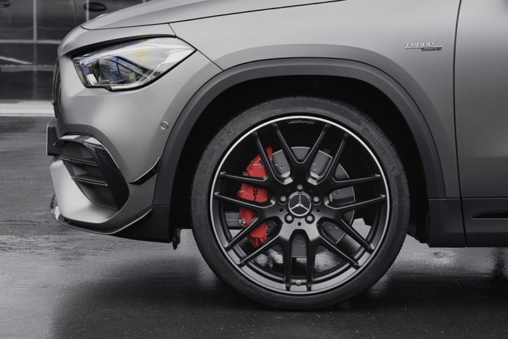 2020 Mercedes-AMG GLA 45 4Matic+ Unveiled With 415 Bhp