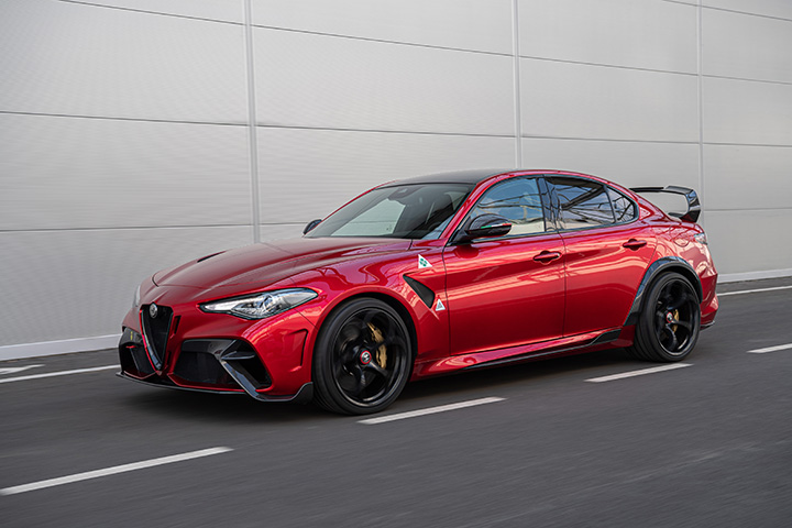 2020 Alfa Romeo Giulia GTA Harks Back To The Original With 533 bhp