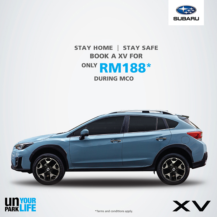 TC Subaru Starts Online Booking Campaign Until The End Of MCO