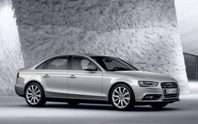 A4 Audi's Malaysian Product Range
