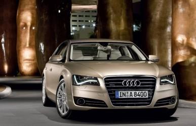 A8 Audi's Malaysian Product Range