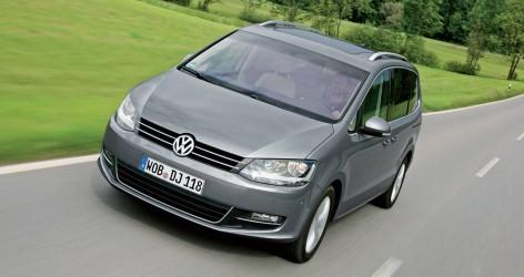 Sharan Volkswagen's Malaysian Product Range